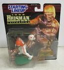 1998 EARL CAMPBELL STARTING LINEUP HEISMAN COLLECTION UNIVERSITY OF TEXAS