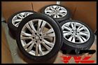 Set of Four 07 13 18 Mercedes Benz S Class Wheels Tires OEM A2214014702 85075