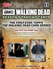 The Walking Dead Season 5 Trading Cards 2016 Topps Hobby Box