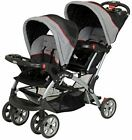 Baby Trend Double Sit N Stand Stroller w/ canopies , Removable Rear Seat
