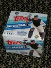 2011 Topps Series 2 JUMBO 10 pack 80 cards each autos? Relics? Box