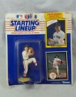 Vintage 1990 Starting Lineup SLU ROGER CLEMENS Boston Red Sox New Unopened