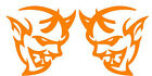 Dodge Demon Decals Left Right Facing Challenger Hellcat  New Free Usa Sh
