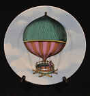 FITZ & FLOYD FINE PORCELAIN SALAD PLATE ASCENSION BALLOONS IV PATTERN 556