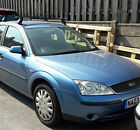 LARGER PHOTOS: ford mondeo 2003 petrol blue 74,524mile mot expires 31 july 2017