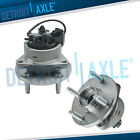 2 Front Wheel Bearing Hub Chevy Cobalt Saturn Ion Pontiac G5 Pursuit ABS 4 LUG