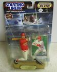 2000 MARK McGWIRE STARTING LINEUP ELITE WITH EXCLUSIVE PACIFIC CARD CARDINALS