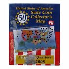 50 USA State Quarters Collectors Chart
