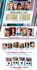 2017 Women of Star Trek 50th Anniversary Factory Sealed CASE (12 Box) w Sketch