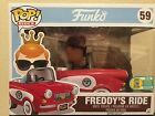Funko Pop Rides! Freddy's Ride (Red) SDCC Exclusive 500 Pcs