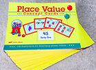 ABeka PLACE VALUE CONCEPT CARDS Math Arithmetic Flashcards COMPLETE SAVE