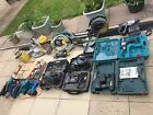MAKITA, Dewalt and OTHER MAKES JOBLOT FOR SPARES OR REPAIRS POWER TOOLS