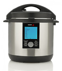 Fagor LUX LCD Multicooker - Digital Pressure Cooker, Slow Cooker, Rice Cooker an