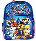 Nickelodeon Paw Patrol PP TAN MARSHALL CHASE 12 Canvas Blue School Backpack