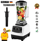 3HP BPA Free 2200W High Performance Pro Commercial Fruit Smoothie Blender Mixer