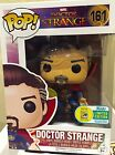Funko Pop Marvel! Doctor Strange w Rune - SDCC Exclusive FREE POP PROTECTOR