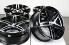 17 5x120 Rims Black Wheels Fits Bmw 3 series 325 328 330 335 Z3 Z4 X1 X3 Rims