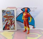 1985 Kenner DC Super Powers Action Figure Red Tornado w CapeMini Comic MINTY