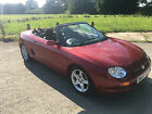 MGF 18 VVC Convertible 2 Seater Sports Car Coventry