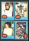 1977 OPC STAR WARS SERIES 1 O PEE CHEE COMPLETE SET 66 66 *011
