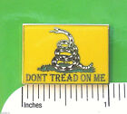 DONT TREAD ON ME Gadsden Tea Party hat pin  lapel pin  tie tac GIFT BOXED