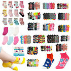Baby Toddler Girl Mixed Assorted Color Ankle Socks Wholesale Lot 0 12 2 3 4 6