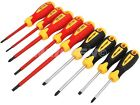 Neilsen VDE Electricians Screwdriver Set Insulated Flat Slotted Philips  4035