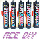 300 ml Stixall Heavy Duty Under Water Grab Silicone Bonding Sealant in 5 Colours