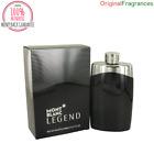 Montblanc Legend Cologne 3.4 oz 100 Ml 6.7 oz 200 ML 50 ML 1.7 oz 1 oz 30 ML NEW