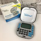 Weight Watchers Points Plus Calculator boxed working daily + weekly tracker