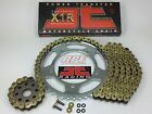 Honda CBR600 F4I 2001 06 JT 525 Gold Chain and Sprocket Kit