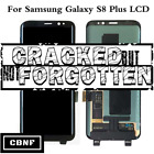 OEM New Samsung Galaxy S8 Plus LCD Screen Touch Screen Digitizer Replacement