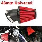 45 Washable Bend Air Intake Filter 360 Air Intake Increase Air Flow for Engine