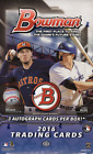 2016 Bowman Baseball Jumbo (HTA) Hobby 12 Pack Box (Sealed)