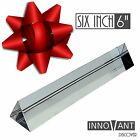 INNOVANT 6 inch Triangular Acrylic Prism Perfect For Science Experiments the