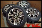 2007 2013 18 Mercedes Benz S Class Chrome Wheels Tires OEM A2214014702 85075