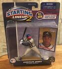 MLB Andruw Jones Atlanta Braves 2001 SLU Starting Lineup 2