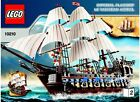 LEGO PIRATES OF THE CARIBBEAN 10210 IMPERIAL FLAGSHIP + MINIFIGS NIB