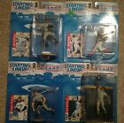 Starting Lineup Lot 2 Alex Rodriguez Ken Griffey Jr Roger Clemens NIB 1997 MLB