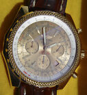 Breitling Bentley Motors Solid 18K Rose Gold Limited Edition of Fifty