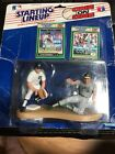 Jose Canseco  Vs Alan  Trammel Dual 1989 Starting Lineup