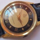 (189) Watch Men`s Wristwatch old BIFORA Special ca 1950 Handwinding