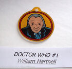 DOCTOR WHO By BALLY 1992 ORIGINAL NOS PINBALL MACHINE PLASTIC KEYCHAIN #1 DOCTOR