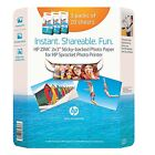 HP Zink Sticky backed Photo Paper 3 pk 60 sheets 2 x 3 NEW