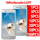 Tempered Glass Screen Protector PET Film For LG Aristo V3 MS210 LV3 K8 2017 LOT