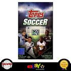 (HCW) 2013 Topps MLS Major League Soccer Hobby Box - 2 Autos 3 Rel