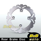 1x Solid Rear Brake Disc Rotor Fit Honda NSS250 Forza Z (ABS) 05 06