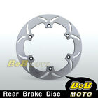 1x Solid Rear Brake Disc Rotor Fit Honda GL 1500 F6C Valkyrie 97-99 00 01 02 03