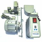 New Consew CSM3000 Sewing Machine Electric Servo Motor, 110 Volt, 1HP, 750W New