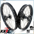 CASTING 21/19 MX WHEEL RIM FIT HONDA CR125R CR250R CRF250R 2004- 2013 CRF450R